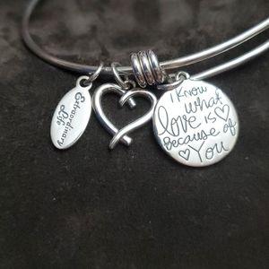 MOM bracelet 925